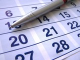 calendar and pen-2