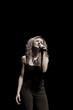 chanteuse en concert #1