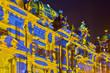 Leinwandbild Motiv lustgarten