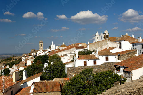 portugal, alentejo: magnificent village of monsaraz