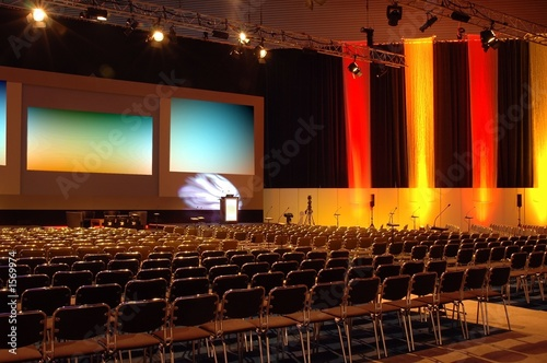 colourful conference room - 1569974