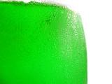 liquide vert poster