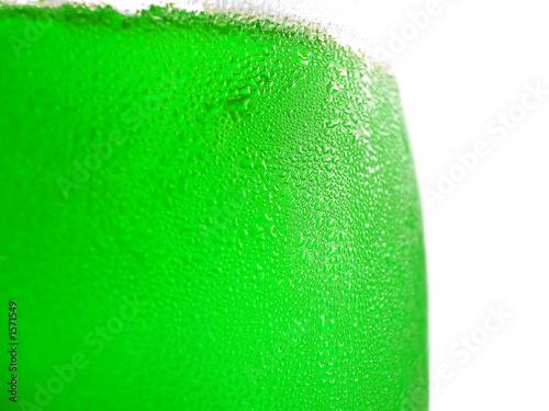 liquide vert t-shirt