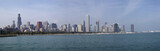 skyline of chicago - panorama soc01