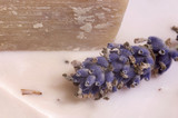 lavender soap poster