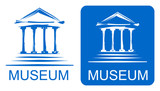 museum icons poster