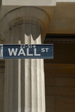 nyc stock exchange, wall street poster