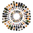 roleta: wine bottles vortex
