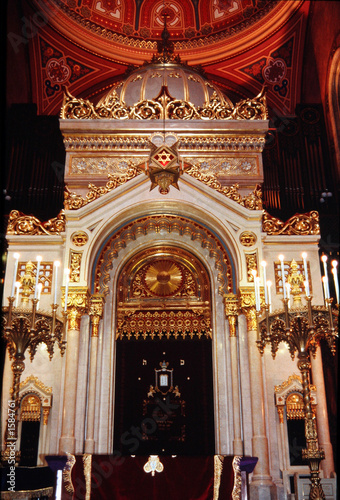 synagogue altar