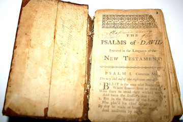 ancient psalms