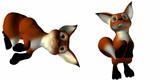 sir guy the fox poster