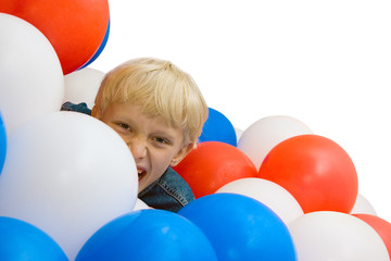 boy and balloons 2