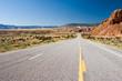 desert highway (high view) - 1586735