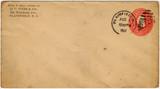 2 cent us envelope poster