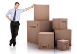 business moving poster