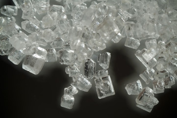 sugar crystalls