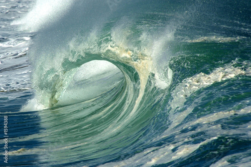 Poster Water wave