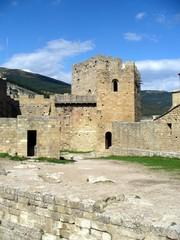 castillo de loarre cuatro