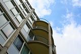 three balconies poster