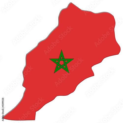 Carte drapeau du maroc stock photo and royalty free - Drapeau du maroc a imprimer ...