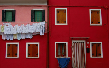 burano. red house1