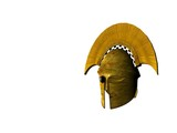 ancient greek helmet 10 poster