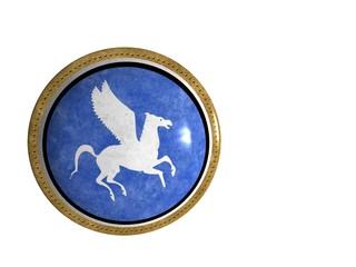 ancient greek shield 4
