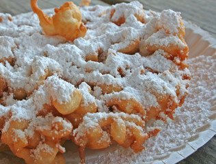 funnel cake three