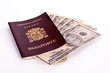 money in the spanish passport