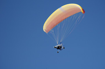 powered paragliding 7