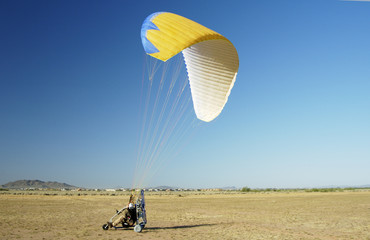 powered paragliding 11