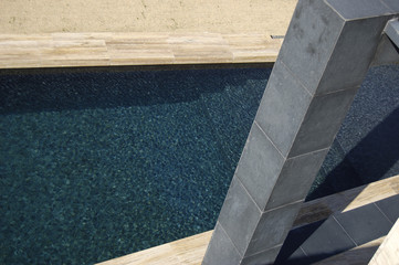 avant-garde swimming pool