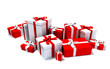 white and red box _christmas 1