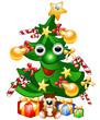 comicweihnachtsbaum