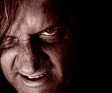 psycho in the dark - Fine Art prints