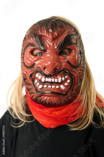masque déguisement