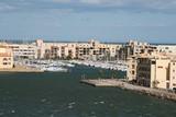 recreational marine port poster