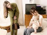 pracující matky