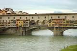 ponte vecchio, florence, poster
