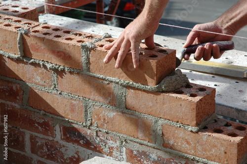 bricklayer - 1617982