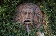 terracotta garden fountain
