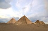 hdr pyramids poster