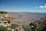 wide open grand canyon scenic poster