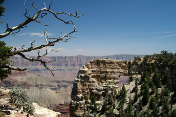 grand canyon arch