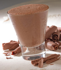 chocolate milkshake 1