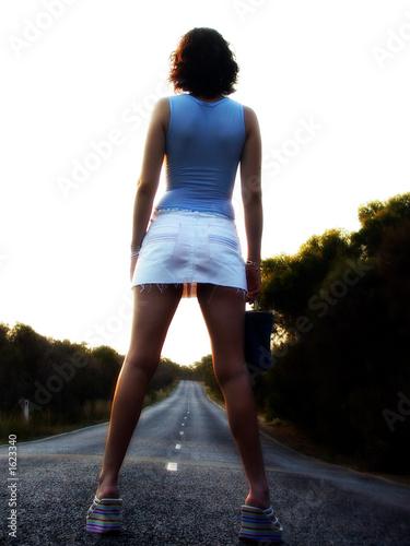Sexy Women Wearing Short Skirts