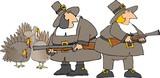 pilgrim hunters poster