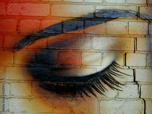Fototapeten,graffiti,künstler,schablone,graffiti