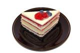 fruit cake for dessert poster