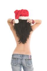 bareback christmas dance